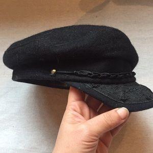 vintage messenger boy hat